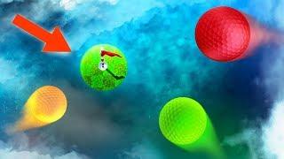 В ЭТУ ЛУНКУ МОЖНО ПОПАСТЬ ТОЛЬКО С ОДНОЙ ПОПЫТКИ! ЗАБИЛ В ЛУНКУ 99% СЛОЖНОСТИ В ГОЛЬФ ИТ (Golf it)
