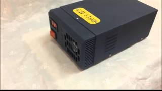 Зарядное для гелевых аккумуляторов Bres CH 1500