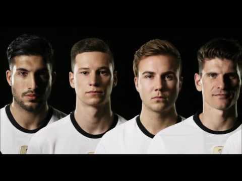 Germany 2018 WM Trailer #Die Mannschaft