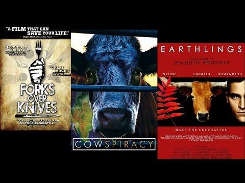 Los 3 mejores documentales veganos