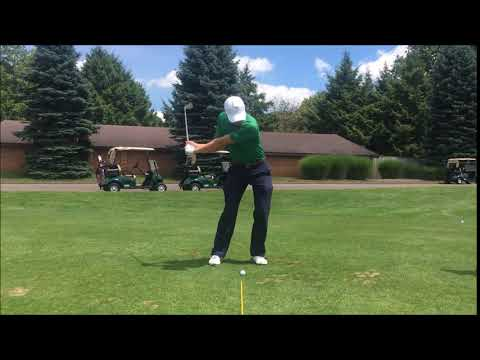 Curing the Over the Top Move in the Golf Swing: Proper Transition