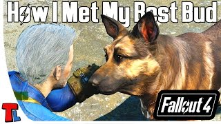 How I Met My Best Bud - Fallout 4 - 4K 60 fps Gameplay - Part 2