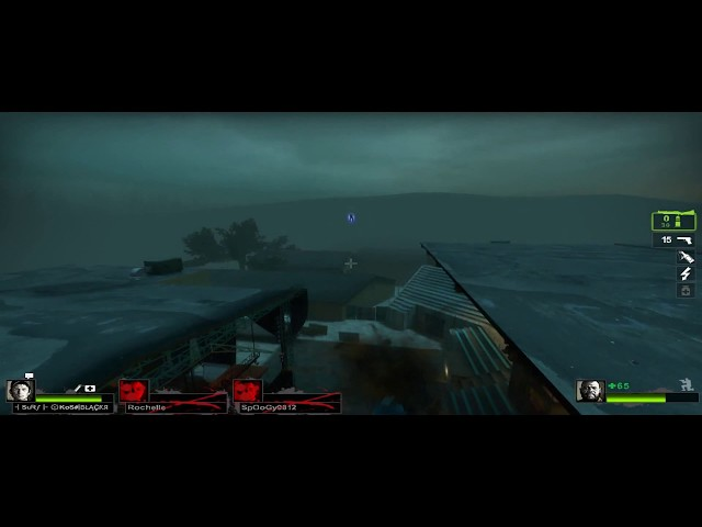 Left 4 dead 2 - Grenade launcher glitch