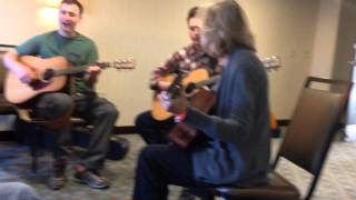 Crazy Heart, Jam Session, Cabin Fever Picking Party 2015