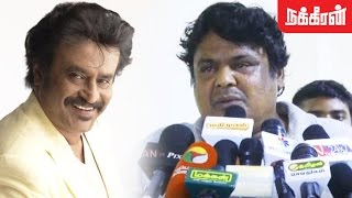 Mansoor Ali Khan controversial about Rajinikanth's Movie