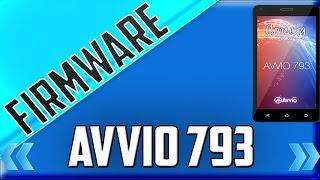 Flashear o Revivir Firmware Avvio 793 - Rom Stock de fabrica 2016.