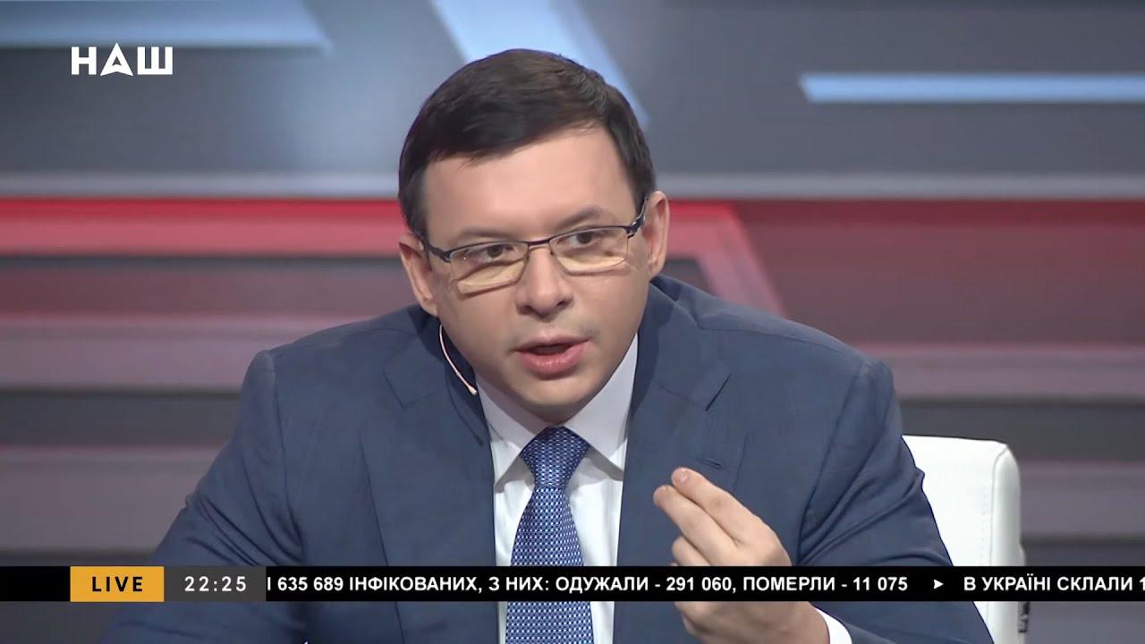 Мураев сторонникам майдана: Кто вас уполномочил на Майдане решать за всех? Вы отдали страну!