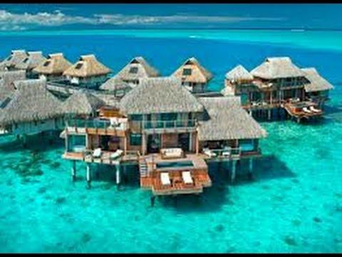 Four Seasons Resort Bora Bora Official Video - YouTube
