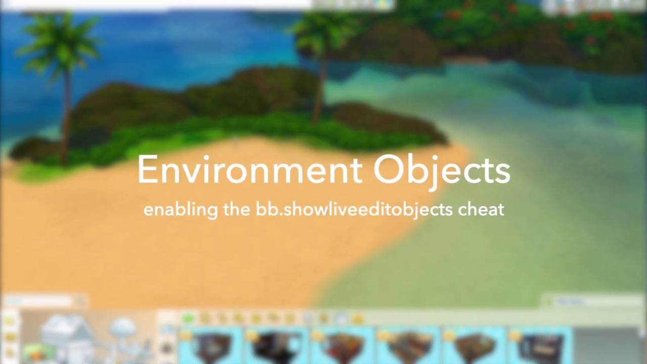 BluebellFlora – For Mac users playing Sims 3 and Sims 4