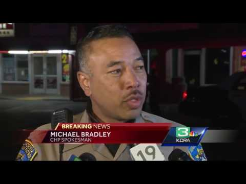 CHP officer dies after south Sacramento crash