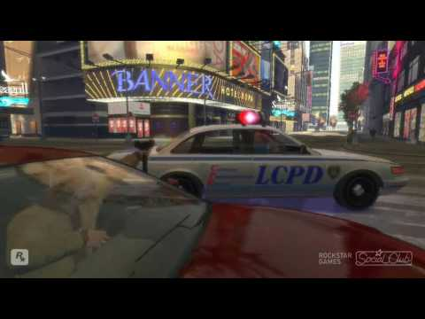 GTA IV JoyRide by Da Shootaz