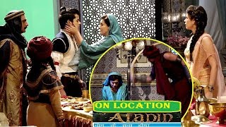 Aladdin Naam Toh Suna Hoga | Serial | New Twist | Next Episode | On Location Shoot