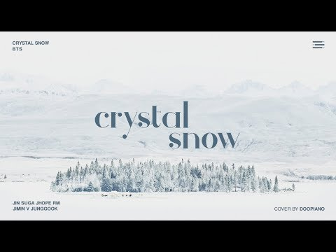 BTS (방탄소년단) - Crystal Snow Piano Cover