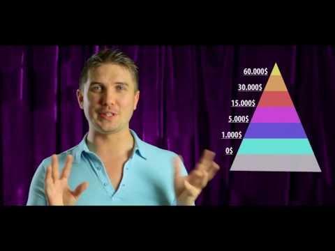 Сколько зарабатывают звёзды шоу-бизнеса (Пирамида)