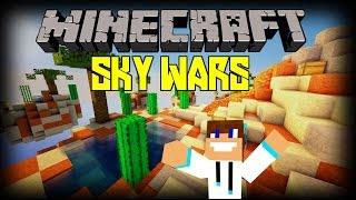 Minecraft: Sky-Wars #17 - POWRÓT // DO TRZECH RAZY SZTUKA?