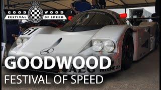 Goodwood Festival of Speed 2021 Classics, Racecars & Supercars Galore!
