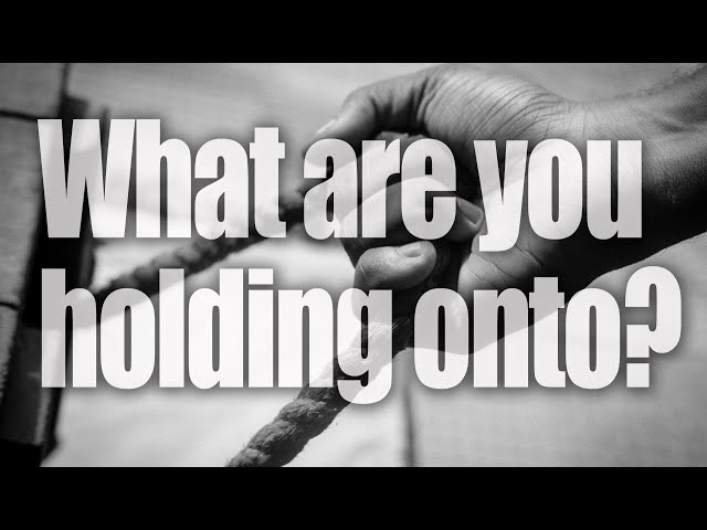 What are you holding onto? – Ian September