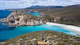 Solo hiking 50 kiloṁetres of Australia's Coast - Hakea Trail