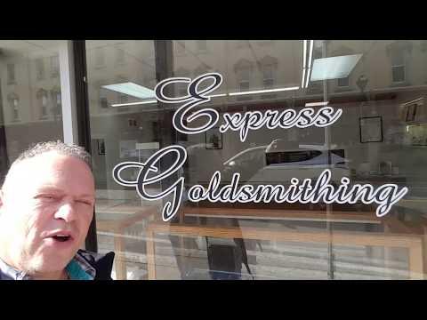 Cambridge Business Crawl 2017 - Express Goldsmithing