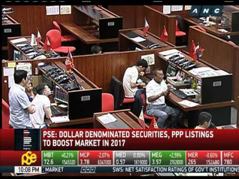 PSEi falls for second straight year