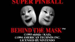 Baixar Super Pinball: Behind the Mask SNES Music - Wizard