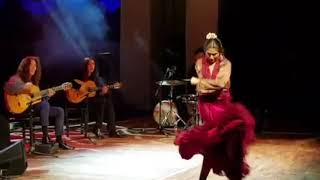 Barbale Flamenco Tablao Oslo - Karime Amaya