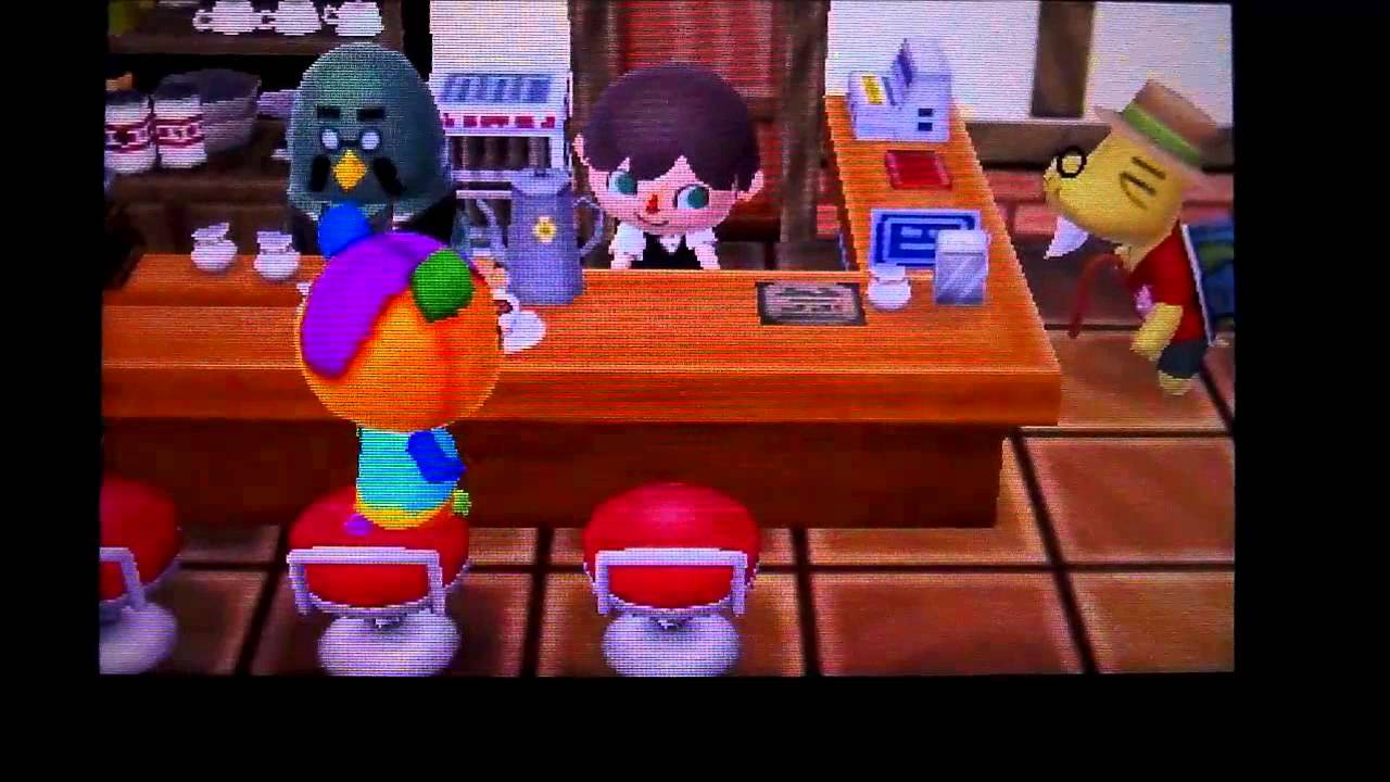 Comment Avoir Cafe Animal Crossing New Leaf
