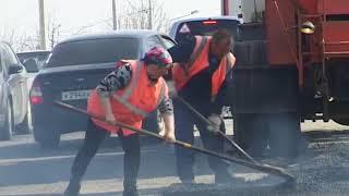 Автодор впритул зайнявся ремонтом доріг у Губкине