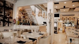 Restaurant Nuru in Pama, Mallorca