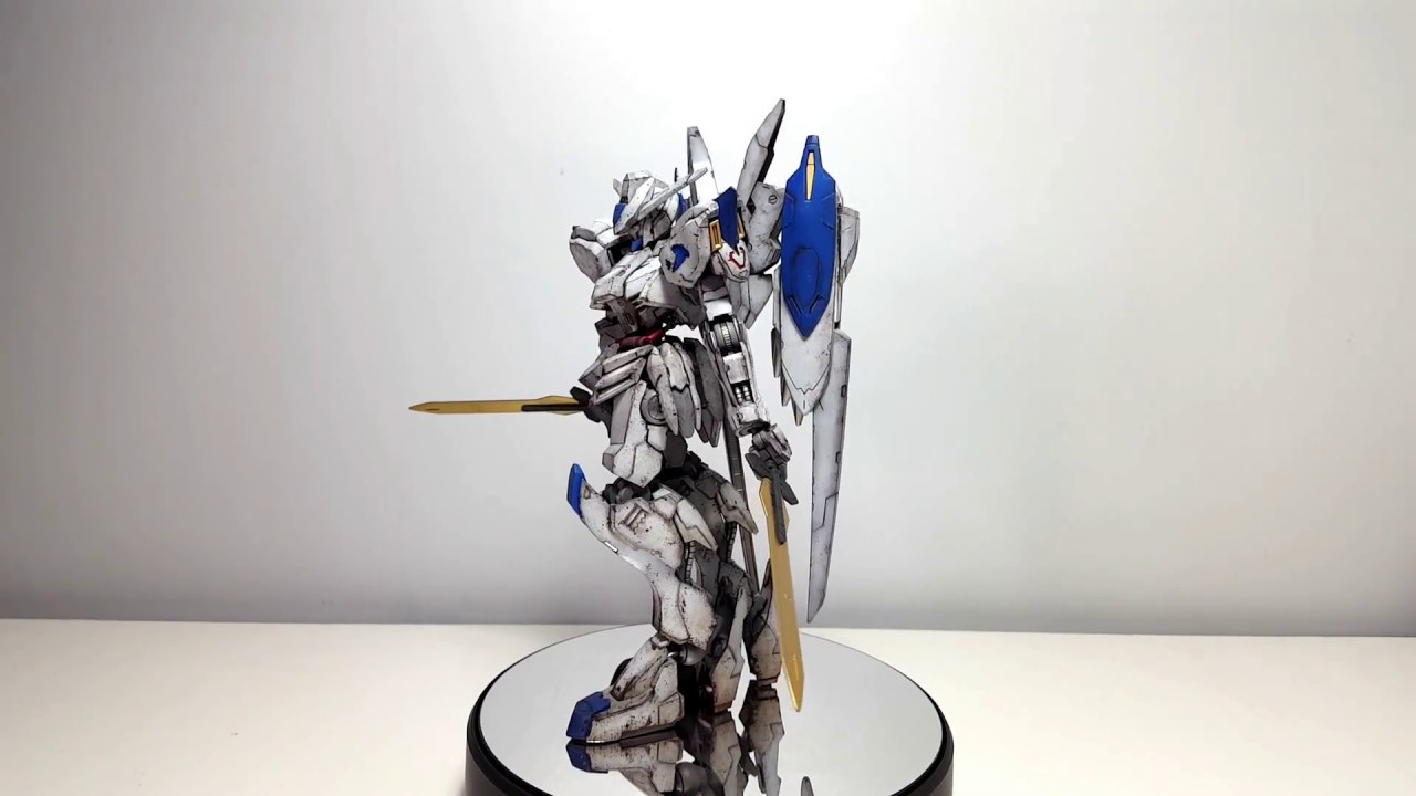Gundam Bael. 1/100 FM Iron Blooded Orphans