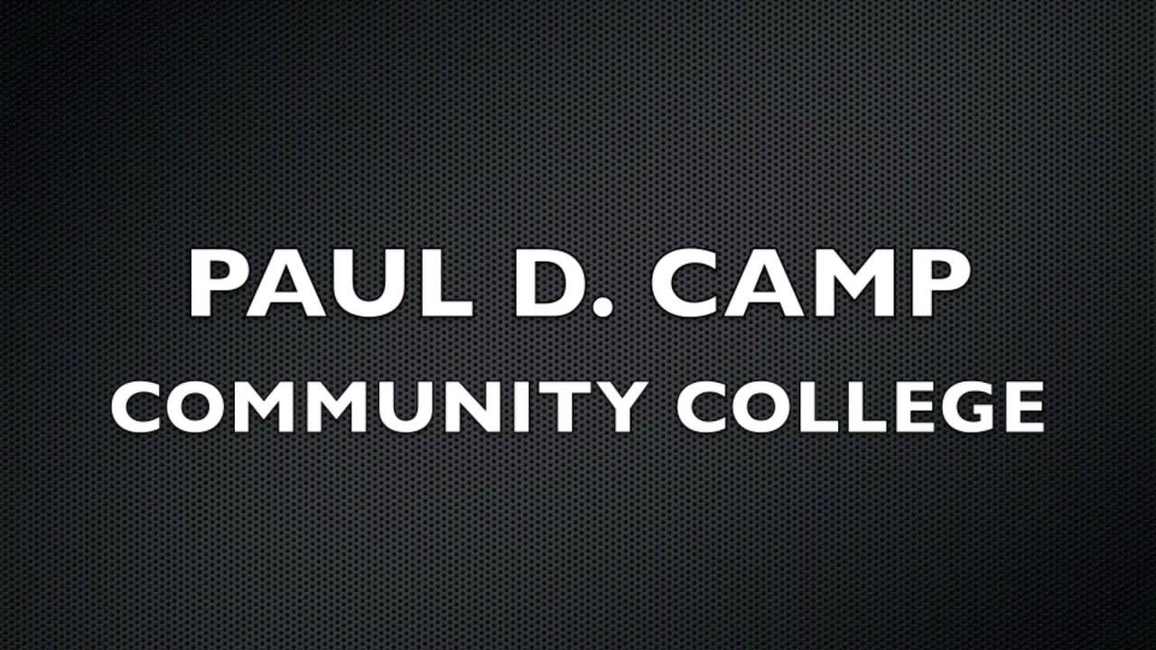 Paul D Camp Community College Youtube