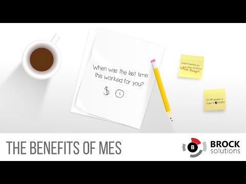 Modernizing the Metals Industry with MES