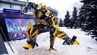 Музей роботів в Текстильщиках (повстання машин)