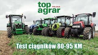 Test ciągników 80-95 KM - top agrar Polska