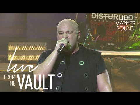Disturbed  Down With the Sickness  From The Vault