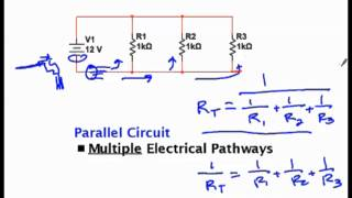 Repeat youtube video Calculating Total Resistance in Series and Parallel Circuits