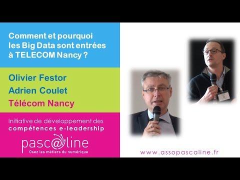 25 sept. 2015 - conférence Pasc@line Telecom ParisTech - Olivier Festor & Adrien Coulet