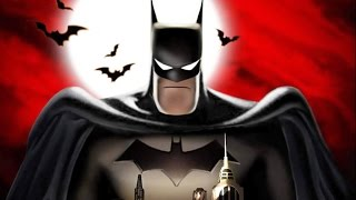 Batman: Vengeance Game Movie (All Cutscenes) HD