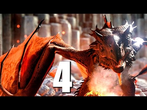 ARK: Scorched Earth - Expansion #4 DRACHE & SANDSTURM | Gameplay German | Let's Play Deutsch