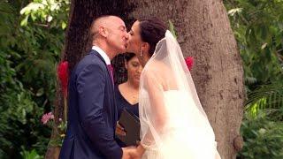 Sabrina y Jonathan se dan el 'Sí quiero' - Casados a Primera Vista