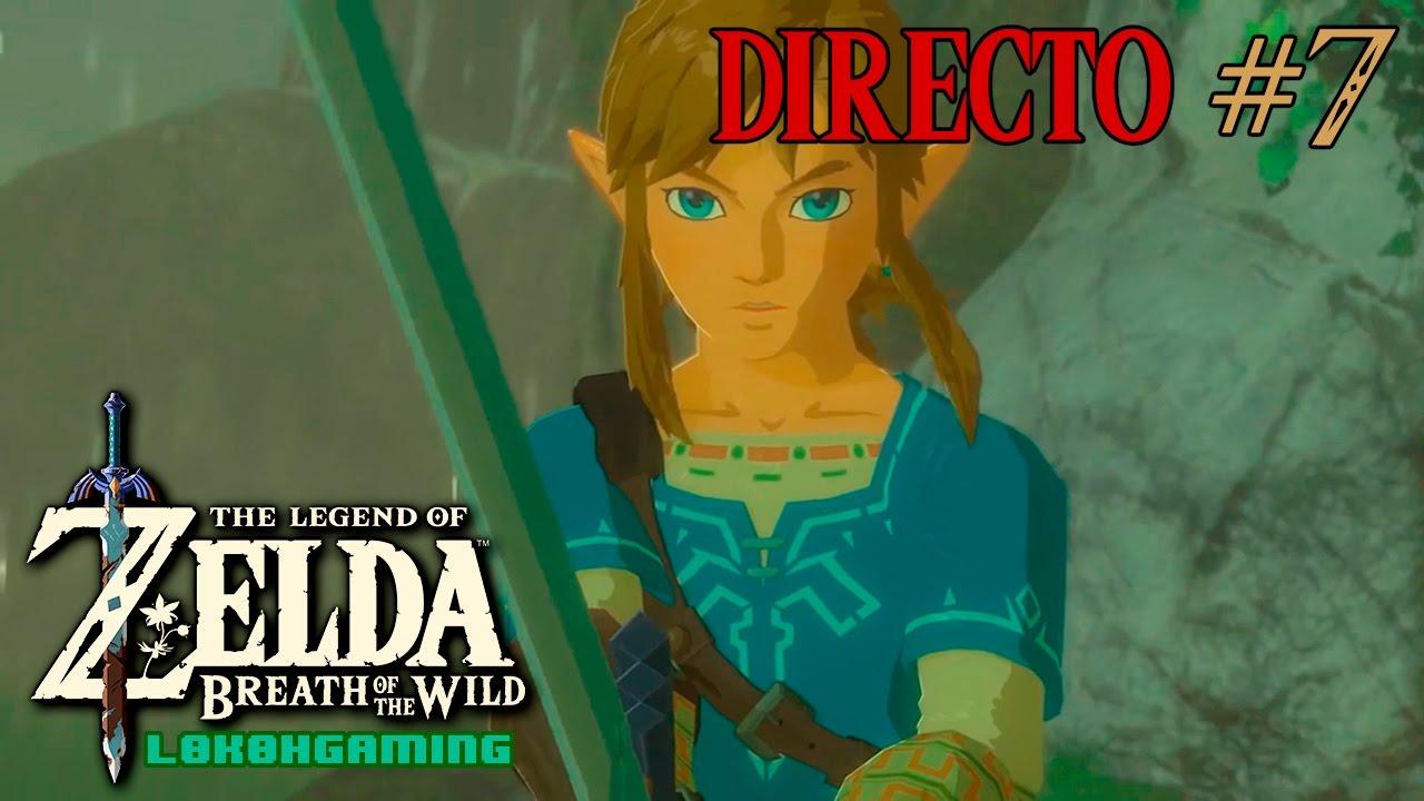 Zelda breath of the wild directo 7 espa ol for Decorar casa zelda breath