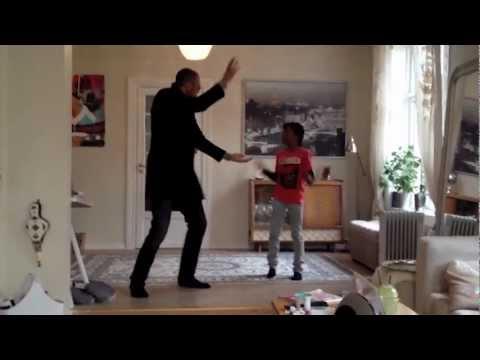 Gammeldans med Carew