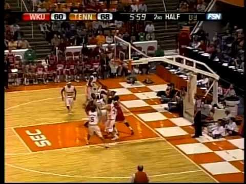 12.16.2006 Tennessee 93 Western Kentucky 79