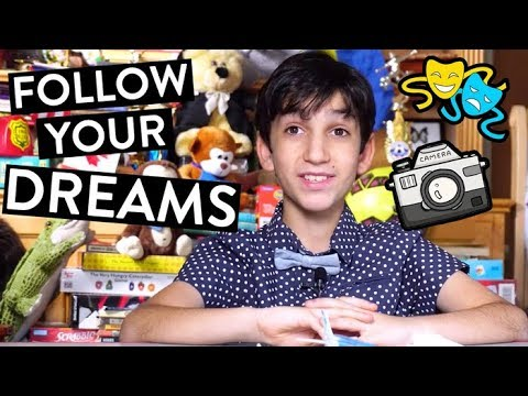 Amazing Kid's Advice on Turning Your Passion Into a Career!  Free Advice