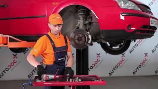 Sostituzione Kit riparazione pinza freno VW CADDY 2019 - video istruzioni