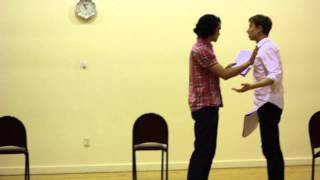 Between Two Waves - Rehearsal
