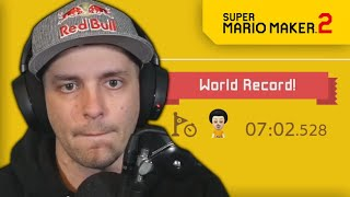Stop makings levels this long (s2e25) Expert Endless Super Mario Maker 2 Endless
