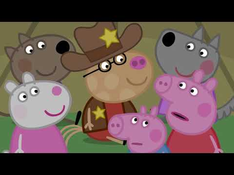 小猪佩奇 第五季11 牛仔佩德羅