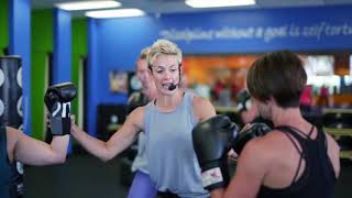 Shock Box HIIT Class by Shell Shock® Fitness
