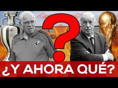 Vicente Del Bosque: adiós y gracias! | La Roja: ¿Ahora qué? | EURO 2016